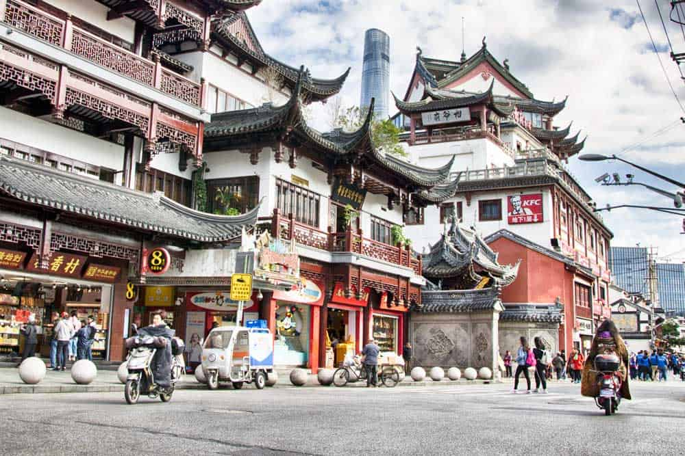 Thượng Hải chưa bao giờ hết quyến rũ du khách bởi những trải nghiệm hấp dẫn này - 1