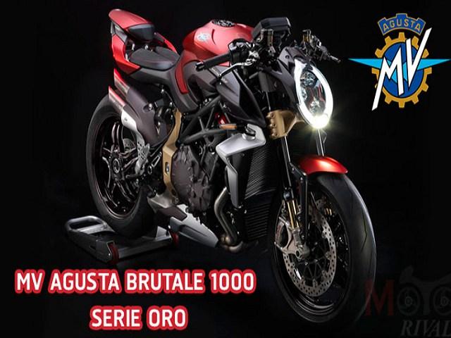 """Siêu mô tô MV Agusta Brutale 1000RR và  Brutale 1000RC sắp ra mắt, tay đua """"háo hức"""" chờ đợi"""