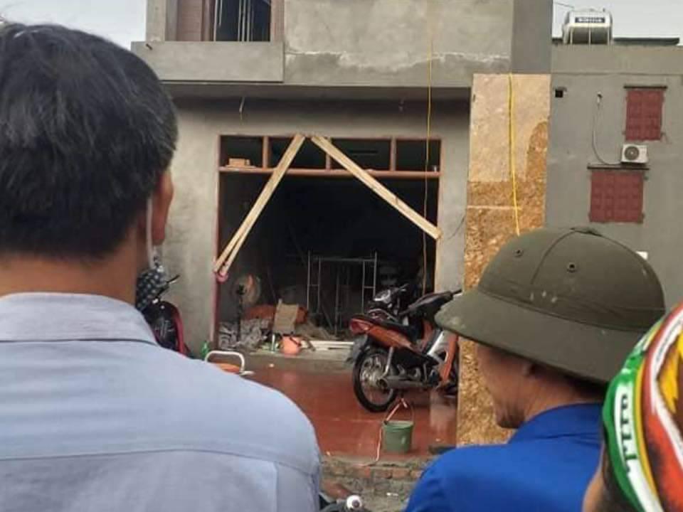 Hai thanh niên chết bí ẩn trong ngôi nhà đang xây dựng - 1