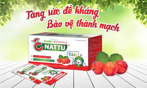 Phòng ngừa biến chứng sốt xuất huyết cho trẻ từ CNattu kids - 1