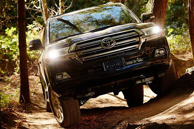 Toyota có thể khai tử dòng SUV cỡ lớn Land Cruiser vào thời gian tới - 1