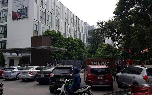 Điều tra vụ học sinh trường Gateway tử vong, CA Cầu Giấy khẳng định không bị sức ép - 1