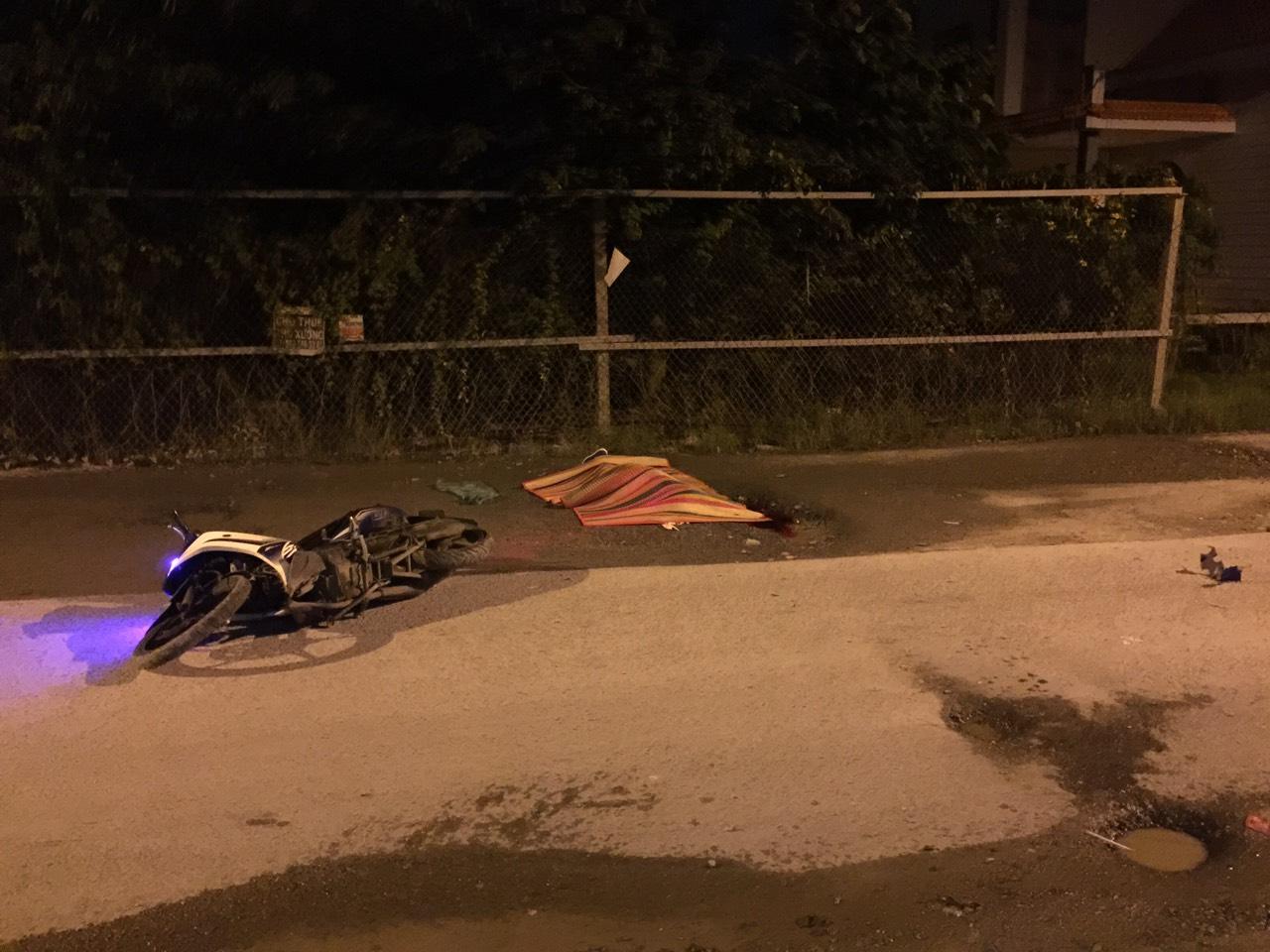 """Thanh niên tử vong trên đoạn đường đầy """"ổ gà"""" ở Sài Gòn - 1"""