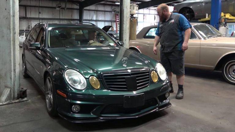 """Mua xe Mercedes chỉ 300 triệu, tưởng món hời nhưng hóa ra """"trái đắng"""" - 1"""