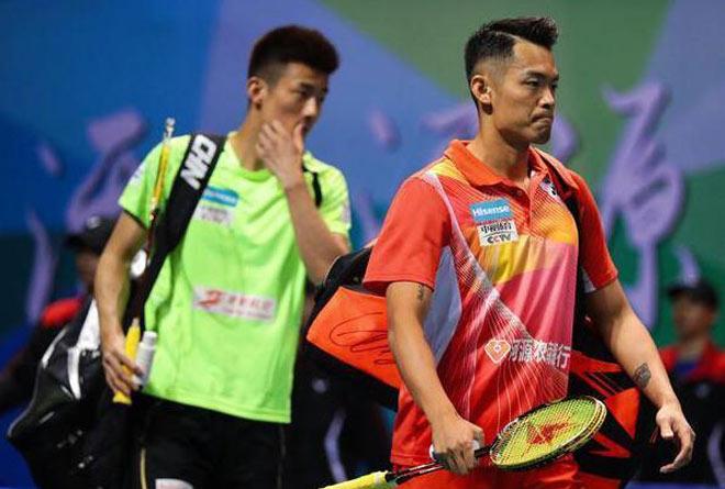 Thảm họa cầu lông Trung Quốc 24 năm: Lin Dan, Chen Long văng sớm giải thế giới - 1