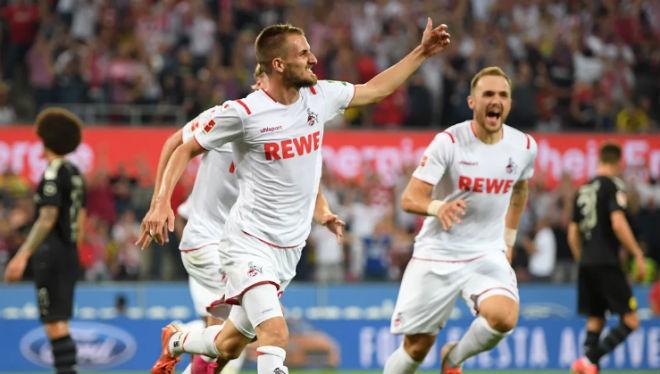 Cologne - Dortmund: Kỷ lục thần đồng, cựu sao Barca chốt hạ - 1