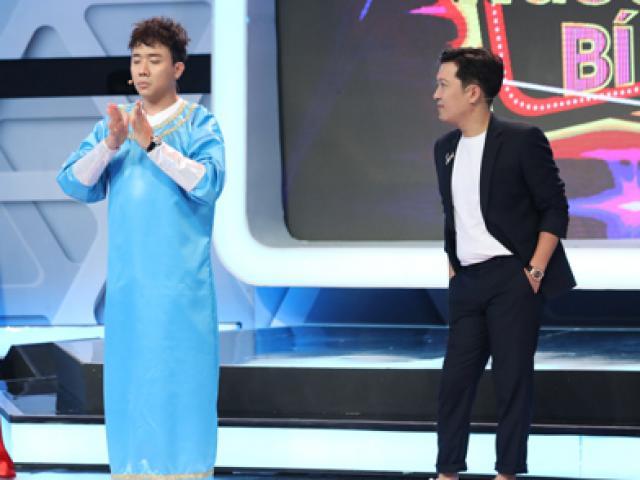 Trường Giang công khai 'đá xéo' Trấn Thành về chiều cao trên sóng truyền hình