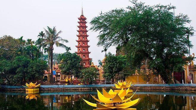 2 ngôi chùa Việt lọt top kiến trúc Phật giáo đặc sắc thế giới - 1