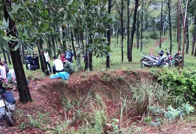 Phát hiện thi thể người đàn ông quê Hải Dương tại rừng thông sau nhiều ngày mất tích - 1