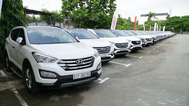 Hyundai Fest 2 - Ngày hội kết nối cộng đồng những người dùng xe Hyundai tại Miền Nam - 5