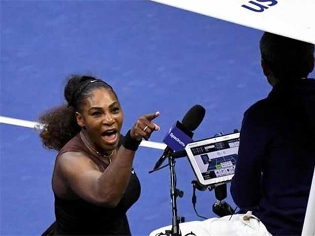 """Rực lửa US Open 2019 khai màn: Thay đổi luật vì màn """"khẩu chiến"""" của Serena - 1"""