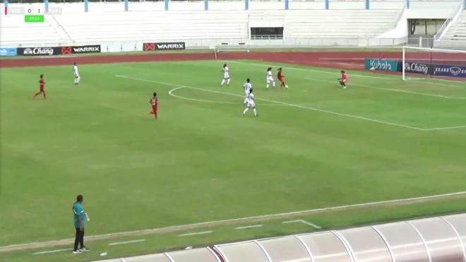 Video highlight trận ĐT nữ Việt Nam - Philippines: Ngược dòng tuyệt đỉnh, hiên ngang vào chung kết - 1