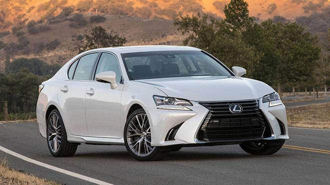"""""""Không ai mua bản base của GS nữa"""" nên Lexus GS 300 sẽ bị khai tử vào năm sau - 1"""