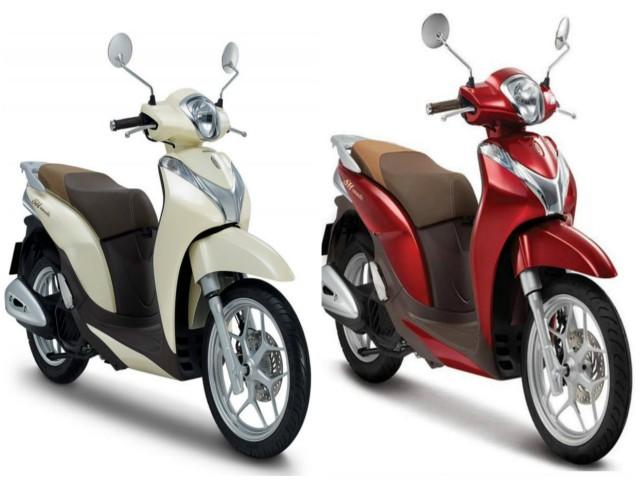 Bảng giá Honda SH mode cuối tháng 8/2019: Giảm cực mạnh