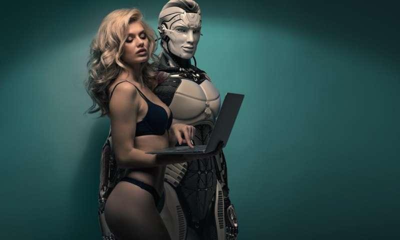 Robot tình dục bị lỗi, con người sẽ phải chịu đau đớn? - 1