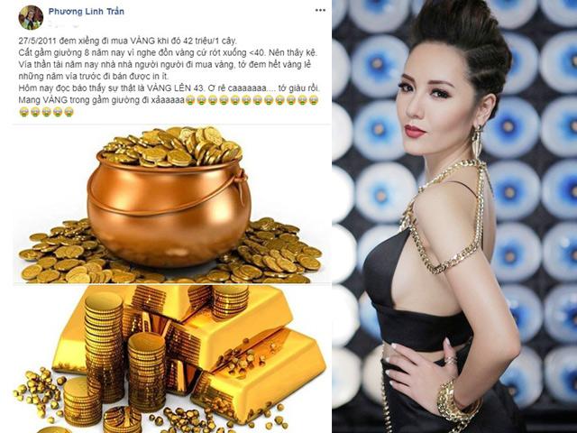 Nữ ca sỹ tiết lộ có 188 cây vàng để dưới chân giường, GS Xoay bất ngờ 'hiến kế' - 1