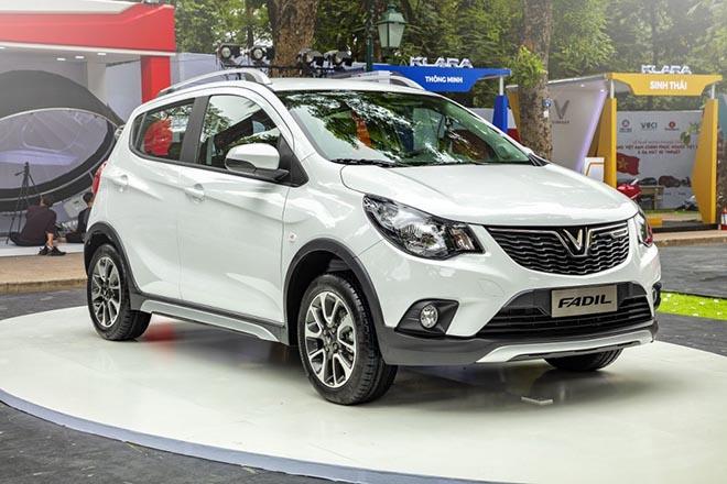Bảng giá xe VinFast Fadil lăn bánh - VinFast đồng loạt tăng giá xe trong tháng 9 - 1