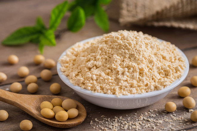 Bột mầm đậu nành có tác dụng gì? Nên hay không nên uống bột mầm đậu nành? - 1