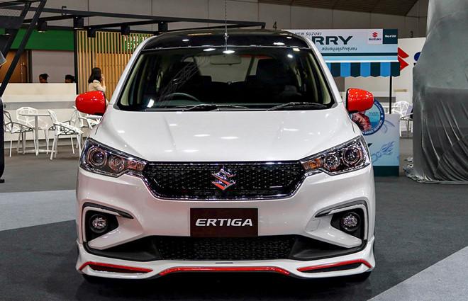 Suzuki Ertiga ấn tượng với gói nâng cấp ngoại thất cực ngầu - 4