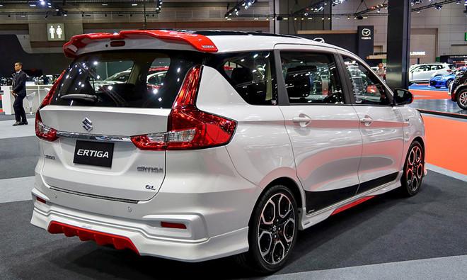 Suzuki Ertiga ấn tượng với gói nâng cấp ngoại thất cực ngầu - 3