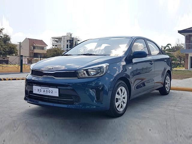 Cận cảnh KIA Soluto - xe phân khúc hạng B sắp về Việt Nam, đối thủ của Toyota Vios
