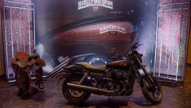 Ra mắt HarleyDavidson Street 750, số lượng giới hạn 300 chiếc - 1