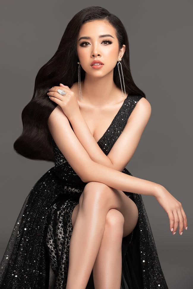 Á hậu Thúy An đại diện Việt Nam thi Miss Intercontinental 2019 - 1