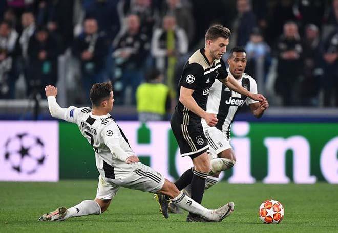 Juventus mơ Cúp C1: Dễ phá sản vì bộ ba 98 tuổi Ronaldo - Higuain - Mandzukic - 1