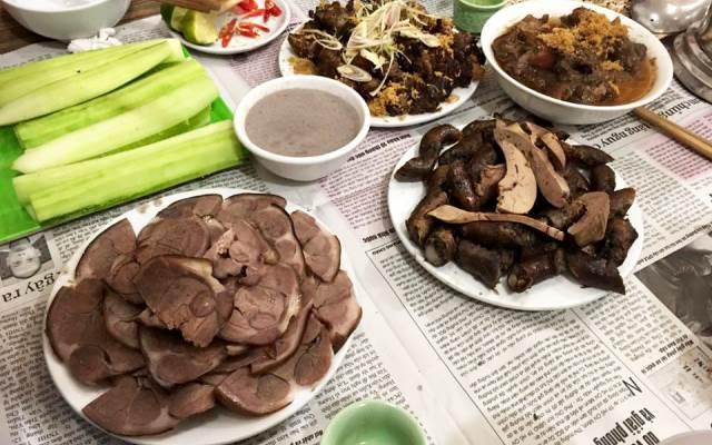 Kết hợp thịt chó với những thực phẩm này sẽ nguy hiểm đến tính mạng - 1