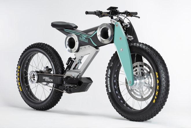 Moto Parilla CarbonSUV ebike: Xe đạp điện cao cấp dành cho người sành điệu - 1