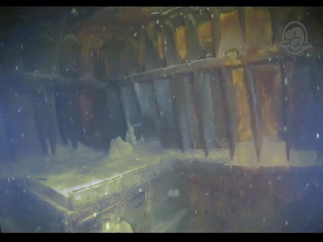 """Lần đầu hé lộ hình ảnh xác tàu """"ăn thịt người"""" mất tích 170 năm ở Bắc Cực"""