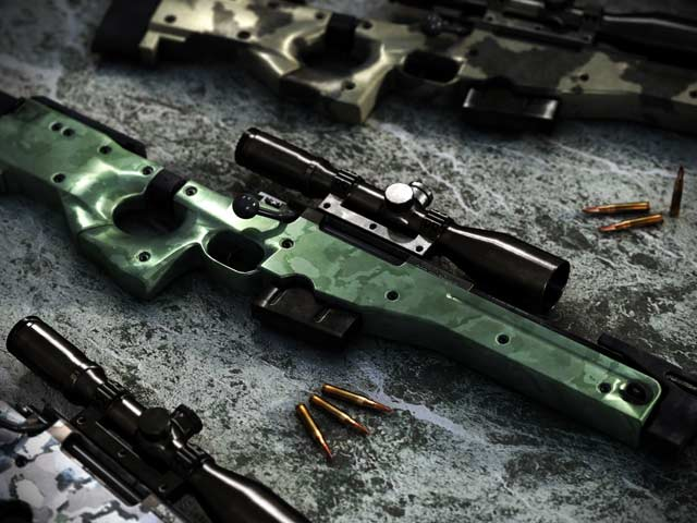 L115A3 AWM: Khẩu súng bắn tỉa đáng sợ nhất thế giới