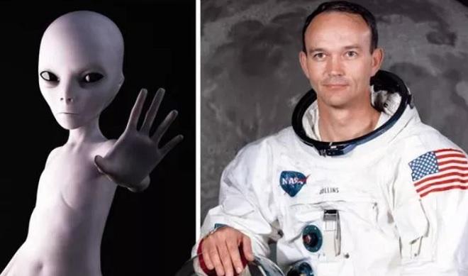 Phi hành gia NASA từng bay lên Mặt trăng tuyên bố về sự sống ngoài hành tinh - 1