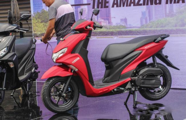 Bảng giá xe máy Yamaha tháng 9/2019: Nhiều xe giảm giá - 1