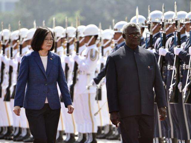 Đảo quốc Thái Bình Dương quay lưng với Đài Loan, căng thẳng Mỹ-Trung tăng nhiệt?