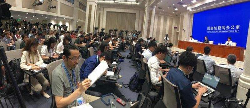 Trung Quốc họp báo, đặt ra 3 điều cần làm cho Hong Kong - 1