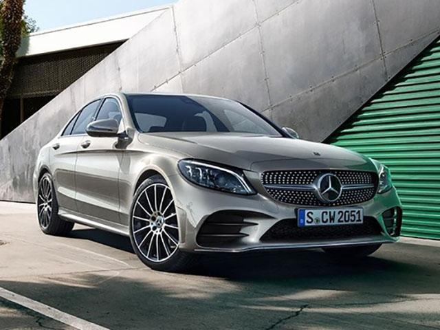 Hơn 26.000 xe Mercedes-Benz C-Class thế hệ mới bị triệu hồi