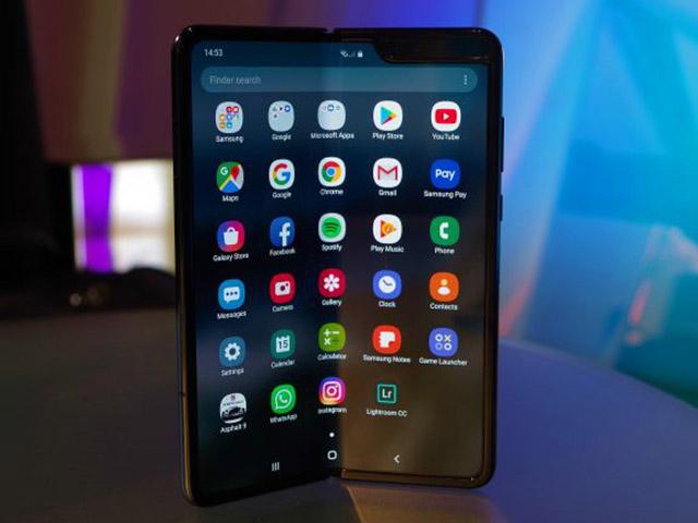 Samsung bắt đầu nhận đặt hàng trước Galaxy Fold cải tiến
