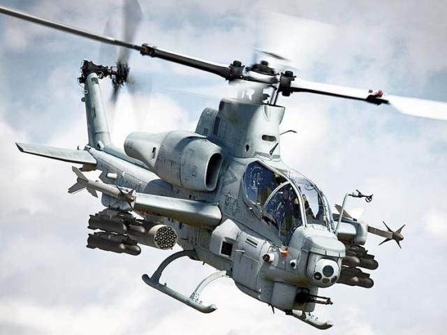 """Khám phá sức mạnh siêu trực thăng """"rắn vảy sừng"""" của không quân Mỹ"""