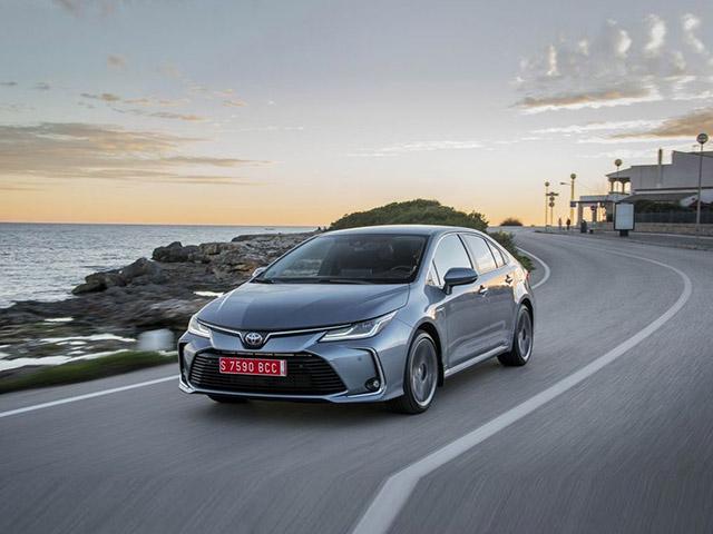Toyota Corolla Altis 2020 chính thức ra mắt, giá bán từ 630 triệu VNĐ