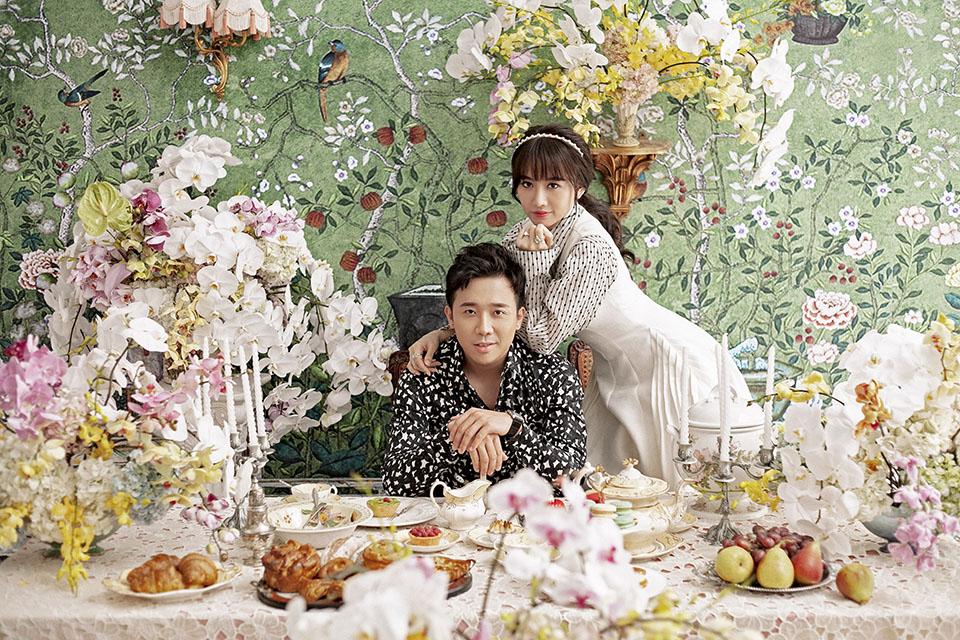 """Hari Won tiết lộ hôn nhân với Trấn Thành: """"Tôi như búp bê sống"""" - 1"""