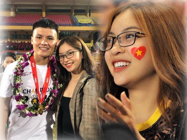Nhật Lê đăng ảnh cổ vũ tuyển Việt Nam, fan lập tức khẳng định đã chia tay Quang Hải