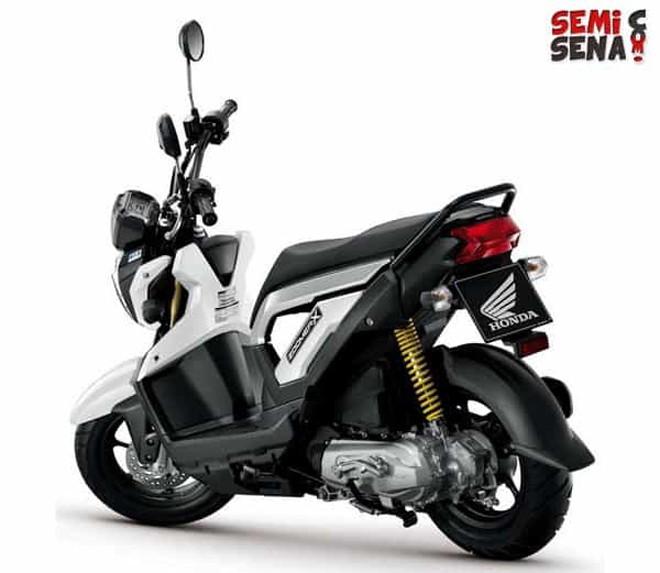 Honda Zoomer-X về Đông Nam Á, hút tín đồ yêu thích sự phong cách - 2