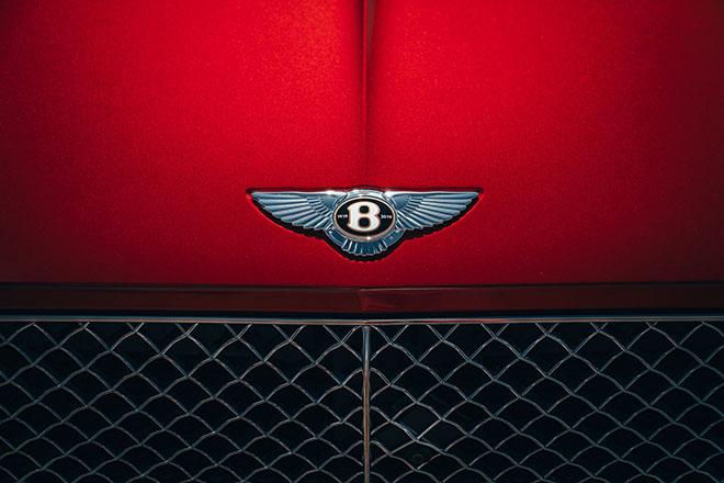 Bentley Flying Spur thế hệ mới sẽ mang trên mình biểu tượng Flying B - 4