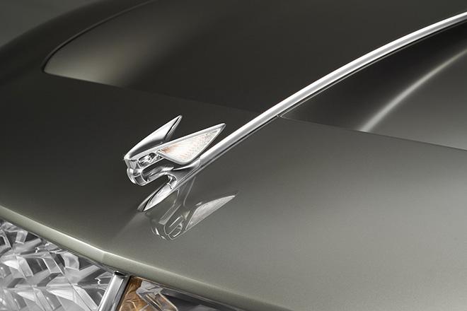 Bentley Flying Spur thế hệ mới sẽ mang trên mình biểu tượng Flying B - 3