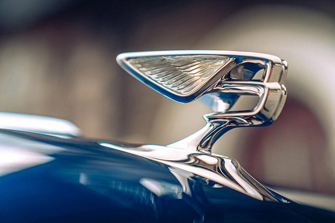 Bentley Flying Spur thế hệ mới sẽ mang trên mình biểu tượng Flying B - 8