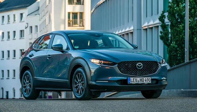 Mazda CX-30 2020 nhận đặt hàng, giá bán từ 650 triệu - 1