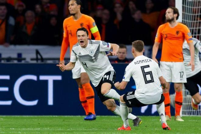 Đức - Hà Lan: Thư hùng đỉnh cao tranh ngôi đầu bảng - 1
