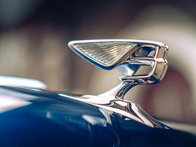 Bentley Flying Spur thế hệ mới sẽ mang trên mình biểu tượng Flying B