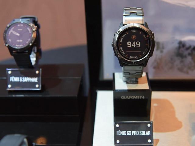 Lộ diện mẫu đồng hồ thông minh sạc bằng năng lượng mặt trời